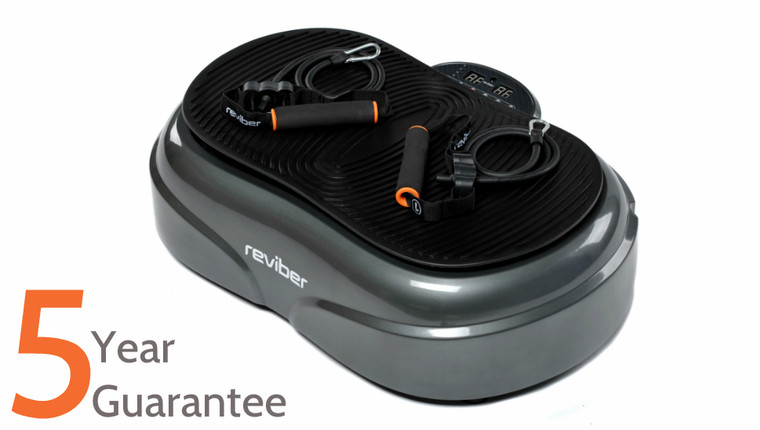 Reviber Fusion Oscillating Vibration Plate Exerciser