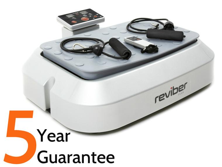 Reviber Plus Oscillating Vibration Plate Exerciser