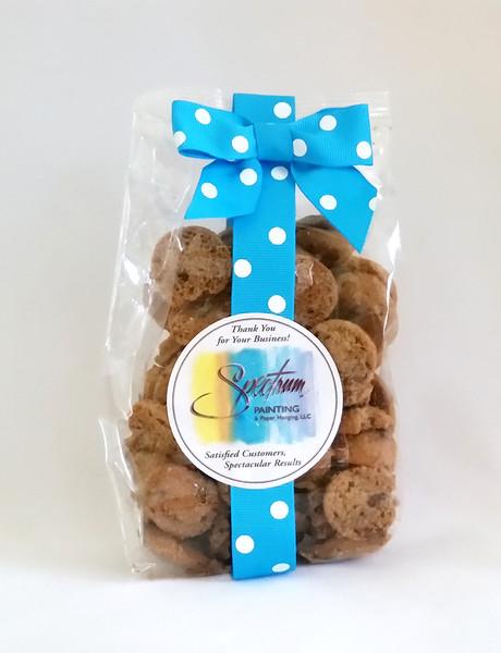 Nam's Cookies|Chocolate Chip Cookies| Nams Bits 2 oz bag