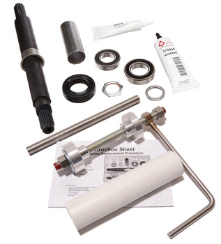 WTW7800XB0 Whirlpool Washer OEM Bearing, Seal, Tool Kit