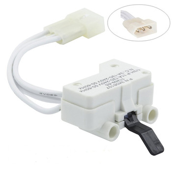 YWGD5300VW0 Whirlpool Dryer Door Switch