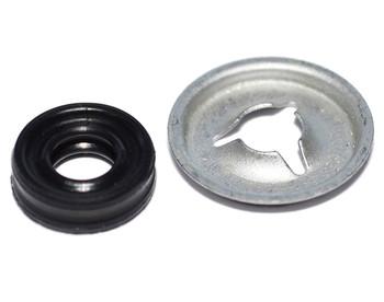 HDA1100N35WH Hotpoint Dishwasher Pump Seal Nut