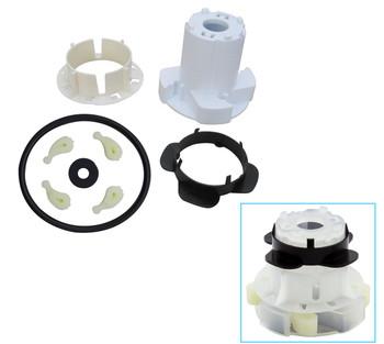 1CLSR7333PQ0 Whirlpool Washer Agitator Cam Kit