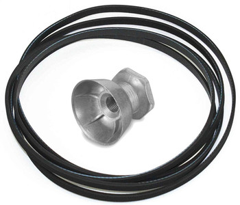 11097565120 Kenmore Dryer Motor Pulley And Belt Kit