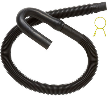LSQ9549LG3 Whirlpool Washer Drain Hose And Clamp