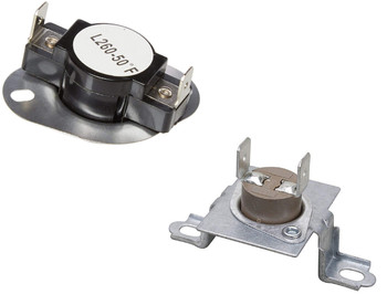 DV50K8600EV/A3 Samsung Dryer Thermostat And Thermal Fuse Kit