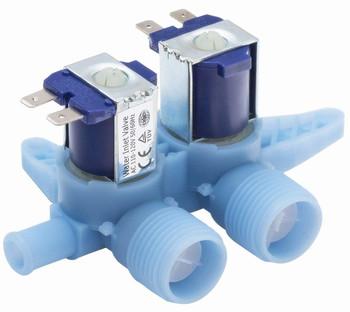 WJRE5550K3WW GE Washer Water Inlet Valve