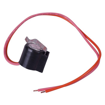 CSC22GASAWH GE Refrigerator Defrost Thermostat