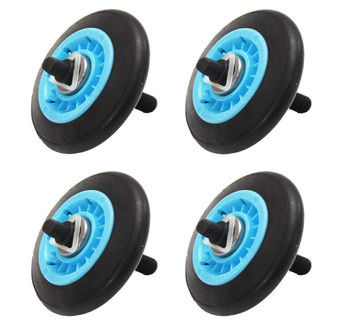 DV52J8700GP/A2 (0000) Samsung Dryer Drum Roller Wheel (4 PACK)