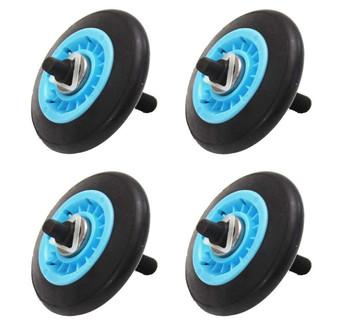 DV5451AEW/XAA Samsung Dryer Drum Roller Wheel (4 PACK)
