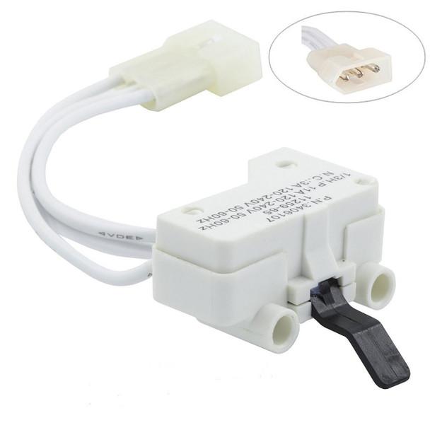 YWET4027EW0 Whirlpool Dryer Door Switch