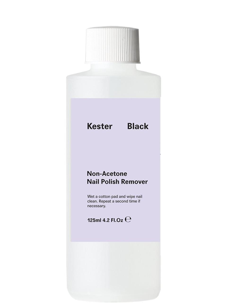 Kester Black Remover Non Acetone Nail Polish Remover Muscrats