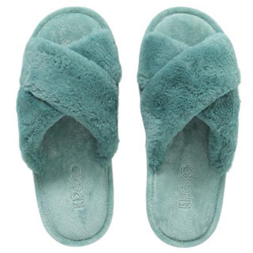 KIP & CO - Jade Green Adult Slippers