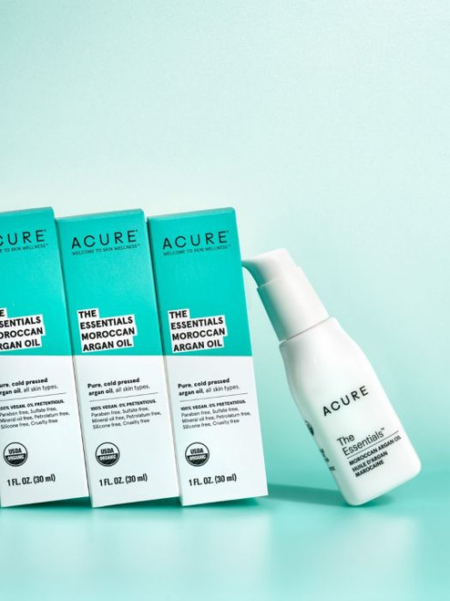 ACURE - The Essential Moroccan Argan Oil