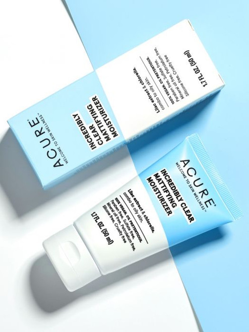 ACURE - Incredibly Clear Mattifying Moisturiser