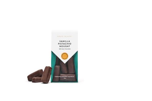 KOKO BLACK - Vanilla Pistachio Nougat 54% Dark Chocolate