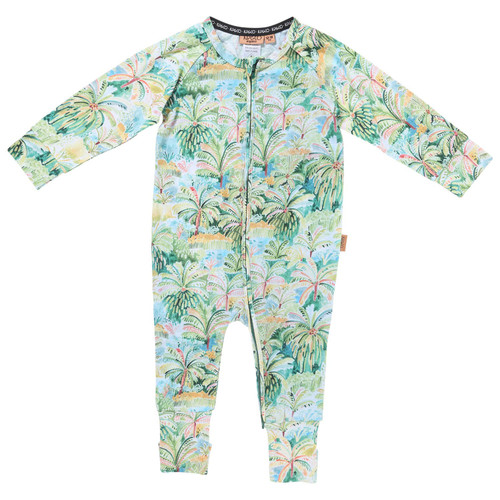 KIP & CO - Colombo Organic Zip Romper