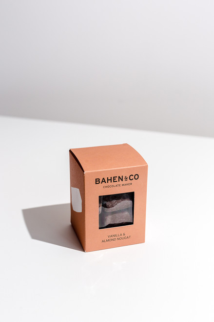 BAHEN & CO. - Vanilla Nougat with Roasted Almonds