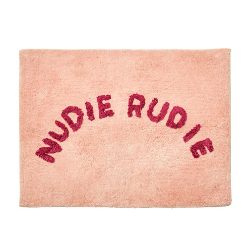 SAGE & CLARE - TULA BLUSH NUDIE RUDIE BATH MAT