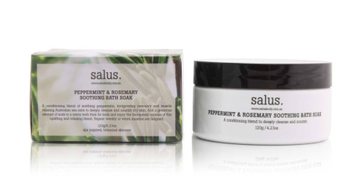 SALUS - Peppermint & Rosemary Soothing Bath Soak
