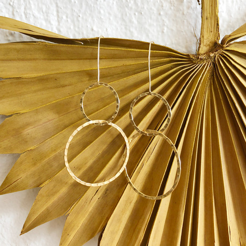 INARTISAN - LYRON EARRINGS - GOLD