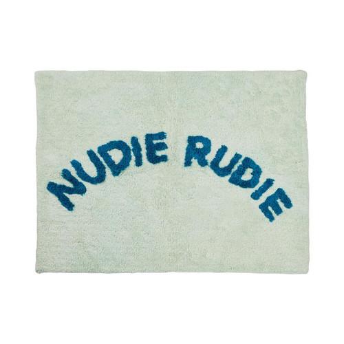 SAGE & CLARE - TULA MINT NUDIE RUDIE BATH MAT
