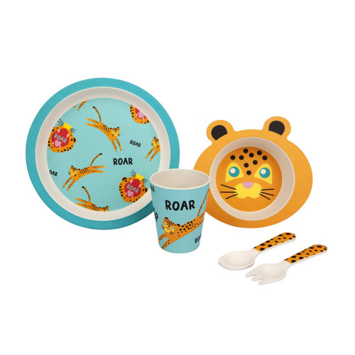 SUNNYLIFE - ECO KIDS MEAL KIT - JUNGLE
