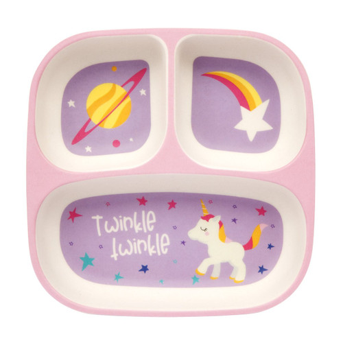 SUNNYLIFE - ECO KIDS PLATE | STARDUST