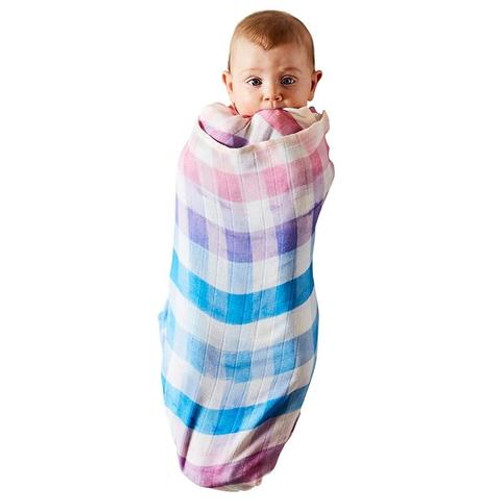 KIP & CO - Across The Border Bamboo Swaddle