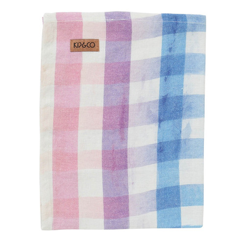 KIP & CO -Across The Border Linen Tea Towel