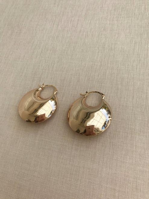 KITSENSE - Emma Statement Earrings