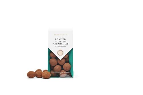 KOKO BLACK - Roasted Toasted Macadamias