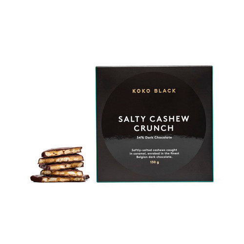 KOKO BLACK - Salty Cashew Crunch