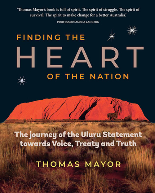 FINDING THE HEART OF THE NATION - Thomas Mayor