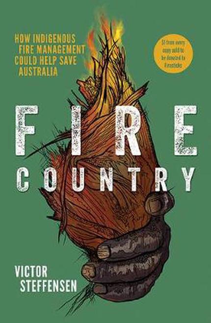 FIRE COUNTRY - Victor Steffensen
