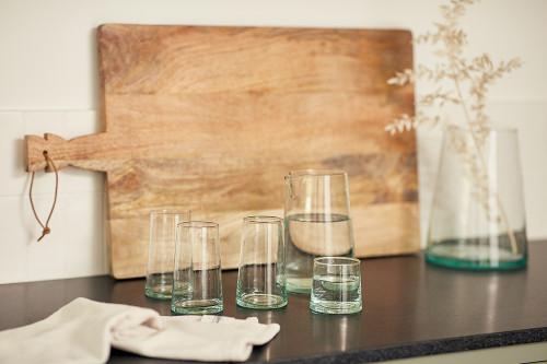 HANDMADE GLASSWARE - Modern Medium