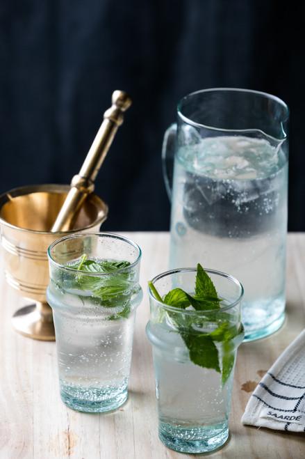 HANDMADE GLASSWARE - Traditional Large