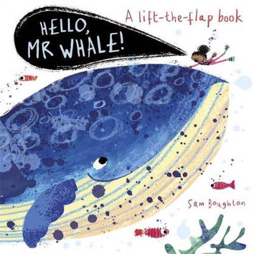 HELLO, MR WHALE! - Sam Boughton