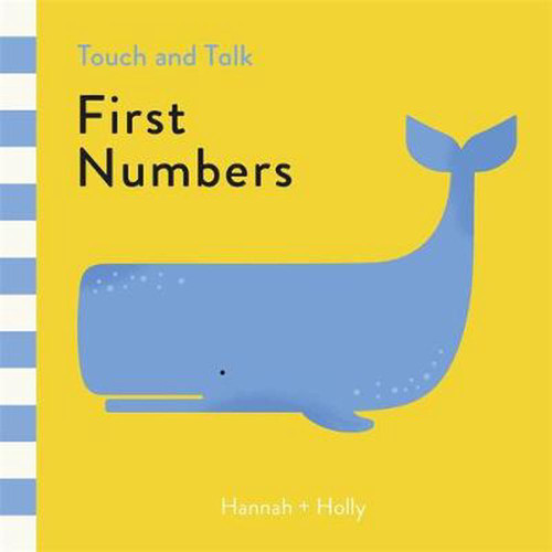 FIRST NUMBERS TOUCH AND TALK - Hannah Holly