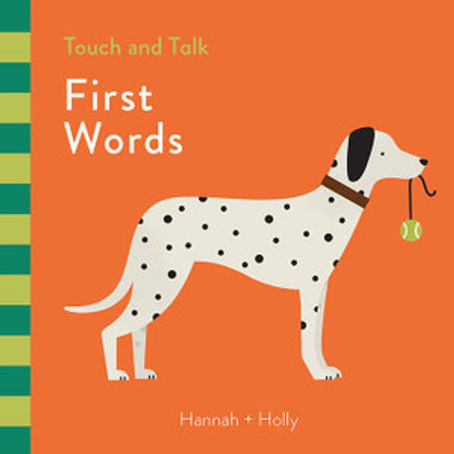 FIRST WORDS TOUCH AND TALK - Hannah Holly