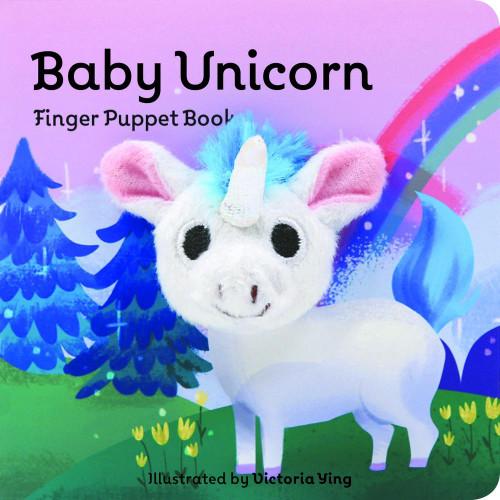 BABY UNICORN: FINGER PUPPET BOOK - Yu-Husan Huan (illustrator)