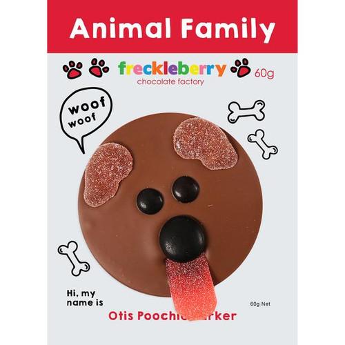 FRECKLEBERRY - Otis Pochte Barker