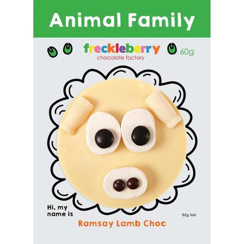 FRECKLEBERRY - Ramsay Lamb Choc