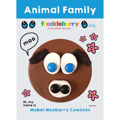 FRECKLEBERRY - Mabel Mooberry Cowlicks