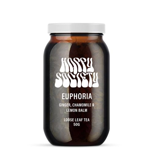 HAPPY SOCIETY - Euphoria Loose Leaf Tea Blend