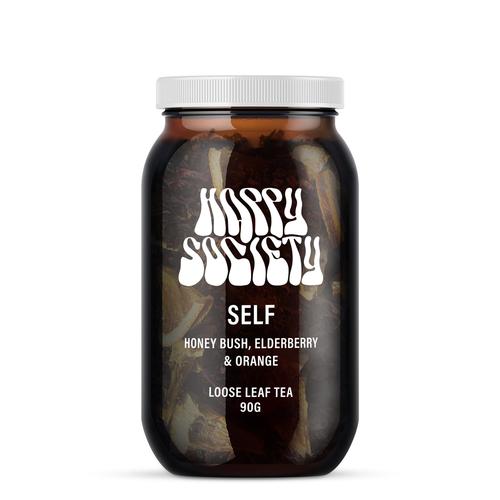 HAPPY SOCIETY - Self Loose Leaf Tea Blend
