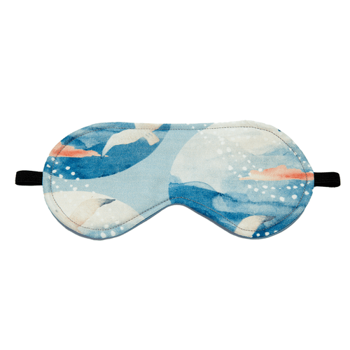 WHEATBAGS LOVE - Eye Mask (unfilled) Seaside