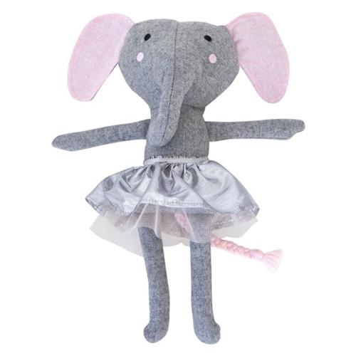 AND THE LITTLE DOG LAUGHED - Edwina Elephant