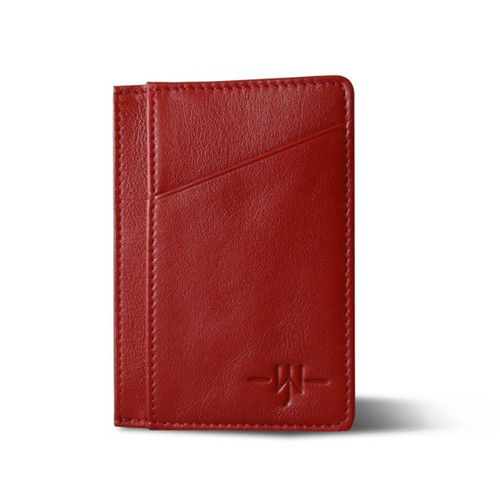 WHITELEY - Shetland Red Wallet