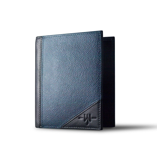WHITELEY - Bill Blue Wallet